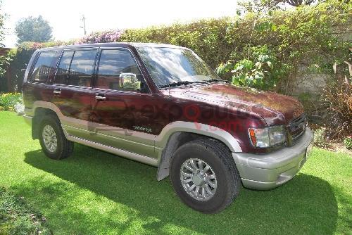 Chevrolet Trooper 5p Todo Terreno Autos Autos En Ecuador Autos