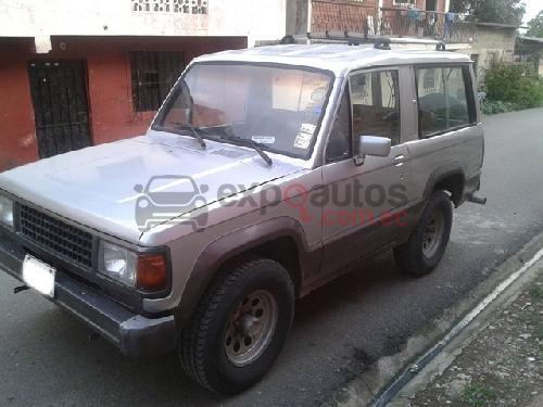 Chevrolet Trooper 3p Todo Terreno Autos Autos En Ecuador Autos