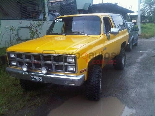 Chevrolet Blazer Todo Terreno Autos Autos En Ecuador Autos Usados