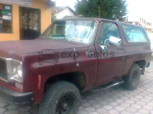 Chevrolet Blazer Otros Autos Autos En Ecuador Autos Usados Autos