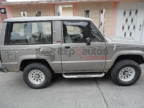 Chevrolet Trooper 3p Autos Autos Autos En Ecuador Autos Usados
