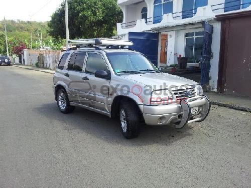 Chevrolet Grand Vitara 5p Todo Terreno Autos Autos En Ecuador