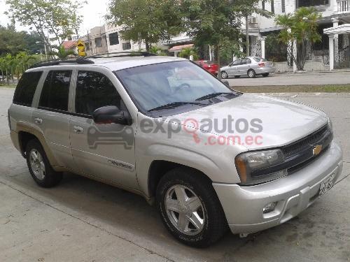 Chevrolet Trailblazer Autos Autos Autos En Ecuador Autos Usados