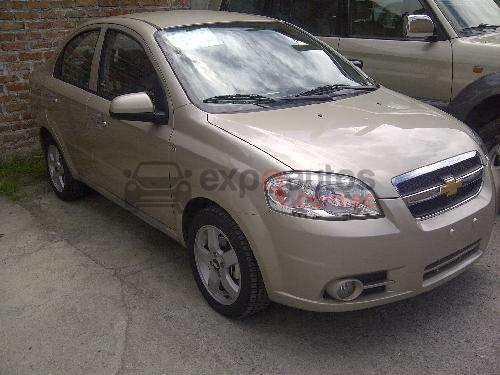 Chevrolet Aveo Emotion Autos Autos Autos En Ecuador Autos Usados