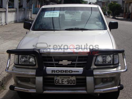 Chevrolet Rodeo Todo Terreno Autos Autos En Ecuador Autos Usados