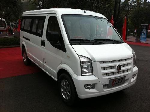 Dongfeng City Van Van Furgonetas Autos Autos En