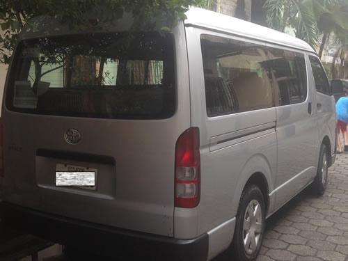 Toyota Hiace Van Furgonetas Autos Autos En Ecuador