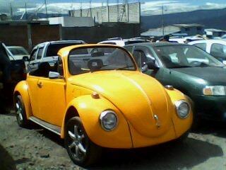 Volkswagen Escarabajo Cl 225 Sicos Autos Autos En Ecuador