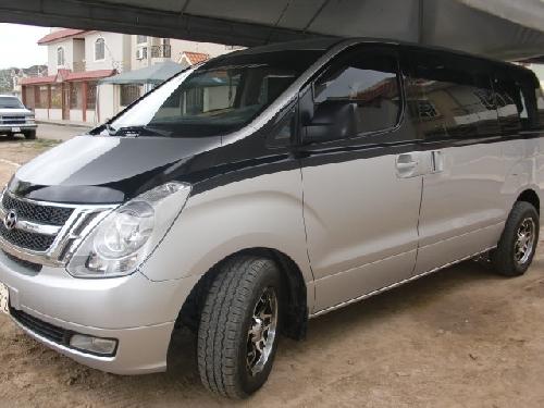 Hyundai H1 Van Furgonetas Autos Autos En Ecuador