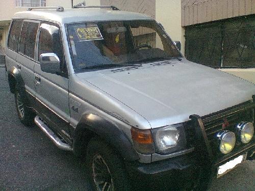Mitsubishi Montero 5p Todo Terreno Autos Autos En