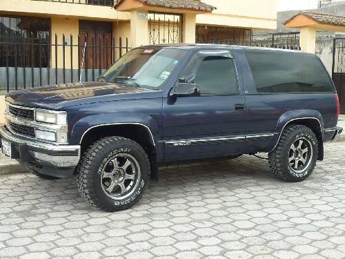 Chevrolet Blazer Todo Terreno Autos Autos En Ecuador