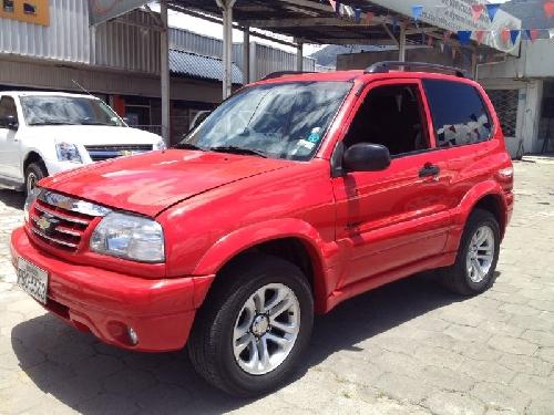 Chevrolet Grand Vitara 3p Autos Autos Autos En Ecuador