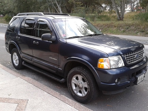 Ford Explorer Xlt Todo Terreno Autos Autos En Ecuador