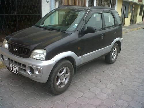 Daihatsu Terios Todo Terreno Autos Autos En Ecuador
