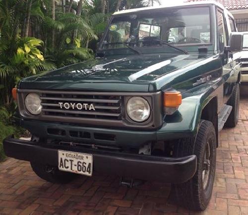 Toyota Land Cruiser Autos Autos Autos En Ecuador Autos