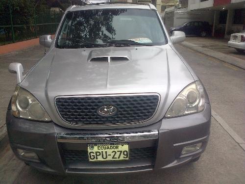 Hyundai Terracan Todo Terreno Autos Autos En Ecuador