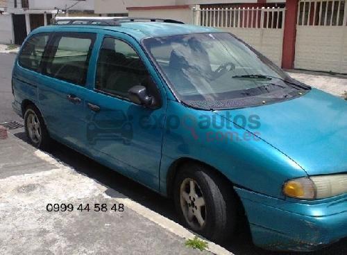 Ford Aerostar Van Furgonetas Autos Autos En Ecuador